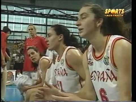 Throwback Thursday: Opals v Spain 1998 World Champs Quarter-Final