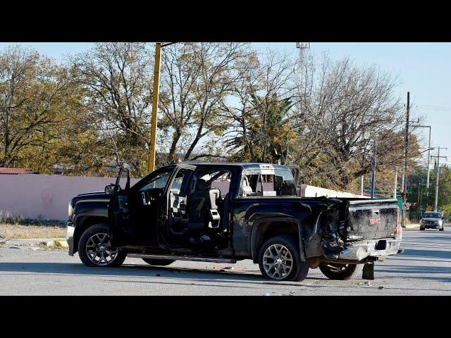Mexican drug cartel leader 'El Marro' arrested