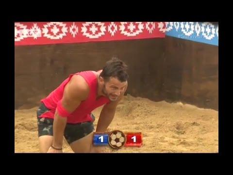 Survivor - Beach Soccer, τα γκολ