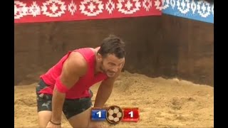 Survivor - Beach Soccer, τα γκολ