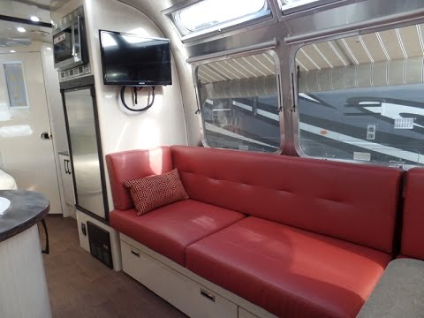 New 2017 Airstream International Serenity 23D Salsa Edition Travel Trailer For Sale - YouTube