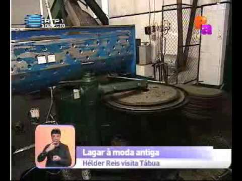 Reportagem - Tábua: Lagar à moda antiga - Praça da Alegria