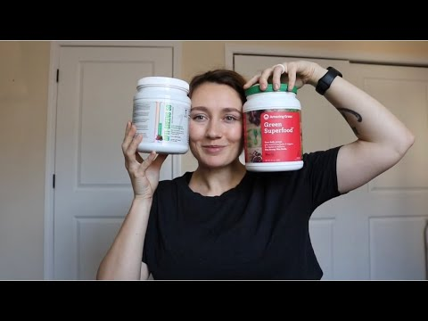 Honest review on Greens 1st phorm vs. amazing grass