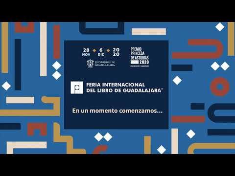 🔴  Conferencia de Prensa FIL Guadalajara 2020