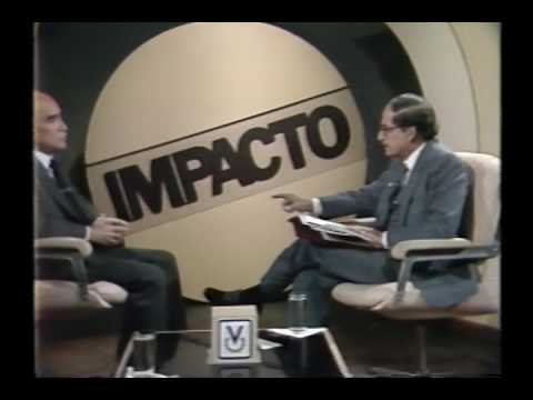 David Morales Bello en impacto