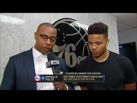 Players Only: Markelle Fultz   NBA on TNT