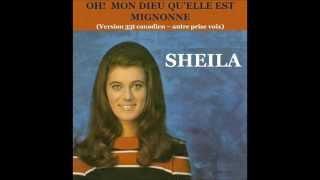 Sheila - Oh! Mon Dieu qu
