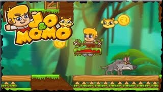 Jo And Momo Forest Rush Game Walkthrough (All Levels)