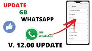 How to update GB Whatsapp latest version 2020 | gb whatsapp kaise update kare | Social information screenshot 2