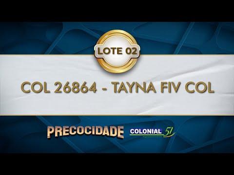 LOTE 02   COL 26864