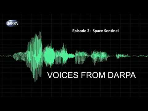 """Voices from DARPA"" Podcast, Episode 2: Space Sentinel"