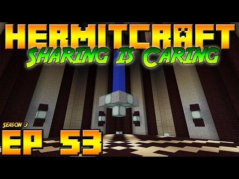 Minecraft Hermitcraft Vanilla - S2E53 - Sharing is Caring