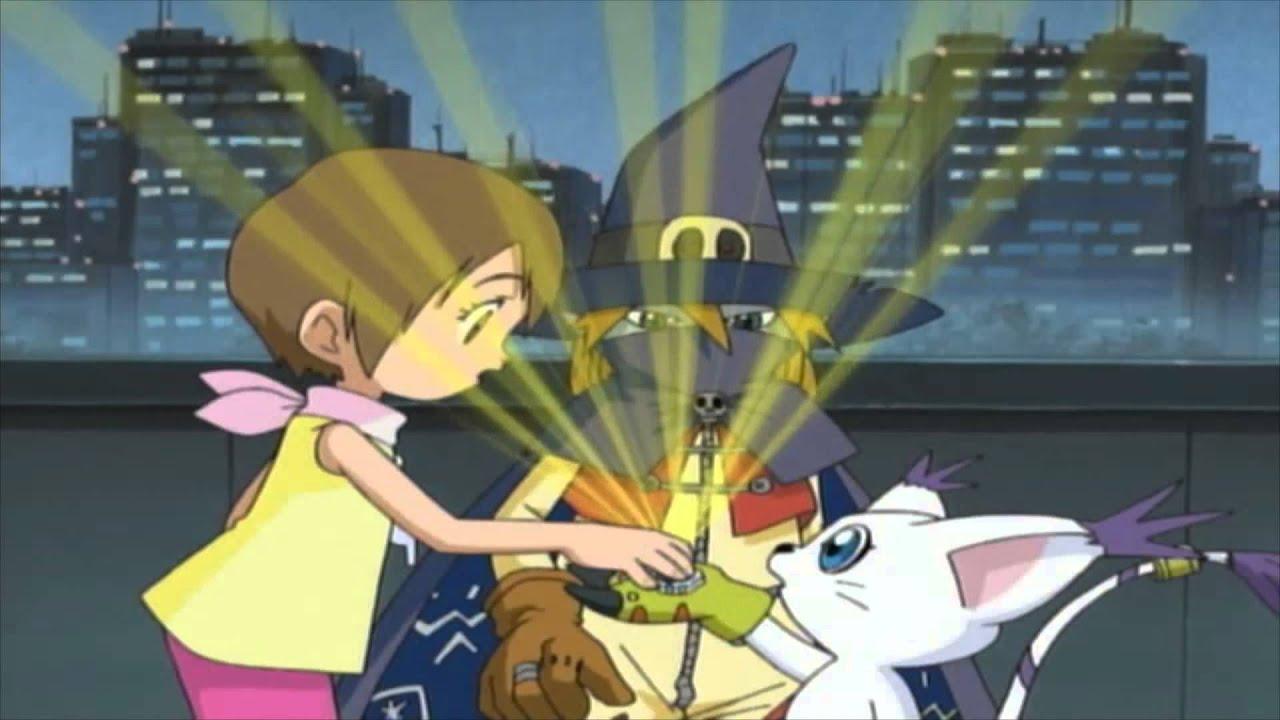 Pustolovine sa Digimonima - Epizoda 34 (Misteriozna sudbina Tejlmona) - YouTube
