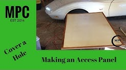 Making an Access Panel