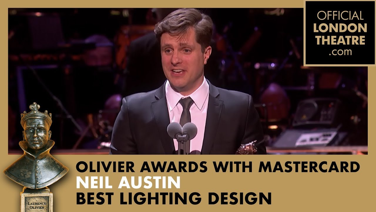 Neil Austin wins White Light Award for Best Lighting Design  sc 1 st  YouTube & Neil Austin wins White Light Award for Best Lighting Design - YouTube