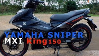 Yamaha Sniper MXi 150 : Ride and Walk Around : Give away #2 Result Inside