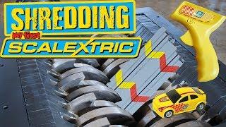 Shredding Scalextric - Shredding Stuff