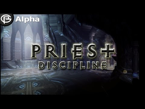 Discipline Priest - Artifact Quest and Class Hall
