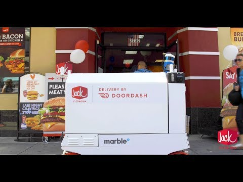 Jack in the Box | Robot Delivery