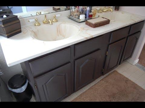 Paint Bathroom Vanity