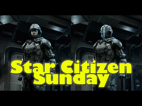 Star Citizen Sunday - Cargo Missions, 2.1 Live, Flyable Vanguard!!! Plus more News & Info