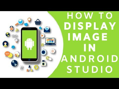 How TO DISPLAY IMAGE IN Android STUDIO - Android APP Development Tutorial Series 2019 thumbnail