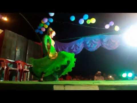 Uthao lehenga arkestra desi dance show