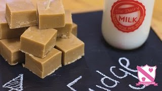 Vanilla Fudge Recipe- In The Kitchen With Kate