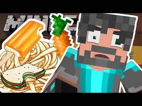 WHAT'S IN MY BELLY?!?!   Super Minecraft Maker