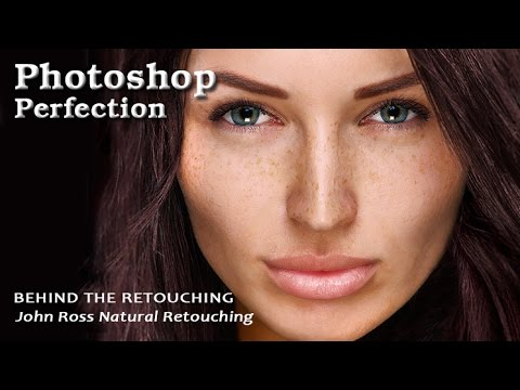 Behind the Retouching