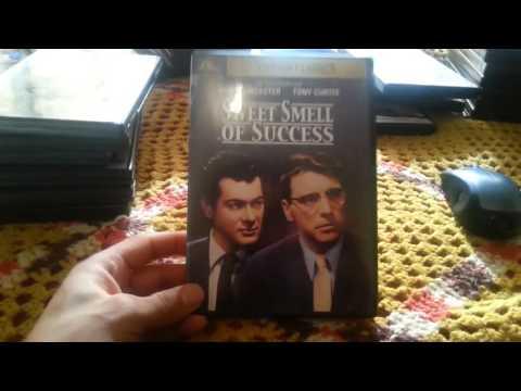My Burt Lancaster Collection