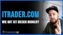 ITRADER.com - Wie gut ist dieser Broker?