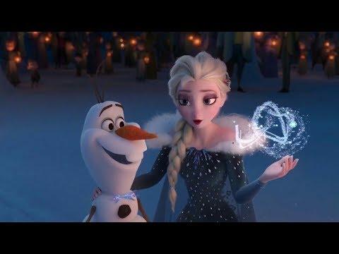 Olaf's Frozen Adventure Movie In Hindi - Best Scenes & Memorable Moments