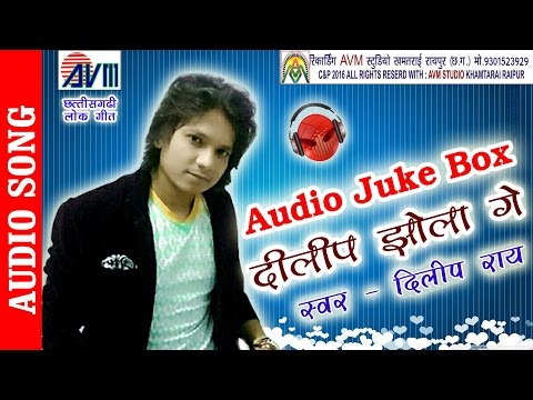 NEW CG SONG DILEEP  JHOLA GE DILIP RAY HIT CHHATTISGARHI GEET HD VIDEO 2016 AVM STUDIO RAIPUR