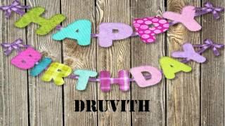 Druvith   Wishes & Mensajes