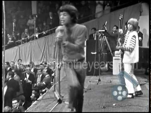 "The Rolling Stones ""Satisfaction"" Live 1965 (Reelin"