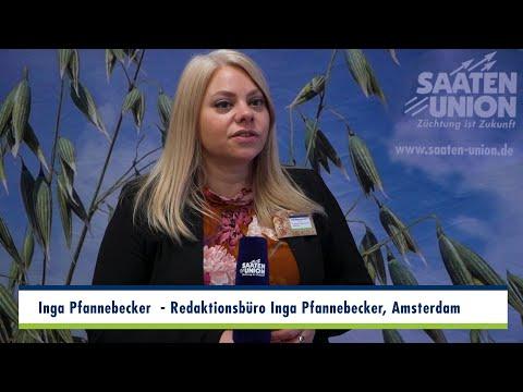 Haferkongress 2020   Interview Inga Pfannebecker, Food-Journalistin, Amsterdam