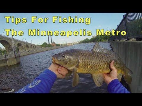 Tips For Fishing The Minneapolis Metro