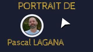 Portrait de Pascal Lagana, professeur des écoles.