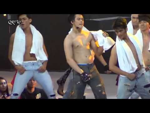 ENRIQUE GIL - Katawan (King Of The Gil Concert)
