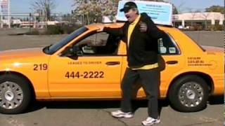 Taxi Dave - Black and Yellow Cab