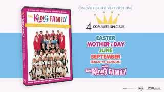 King Family Classic TV Specials Collection DVD Vol 1
