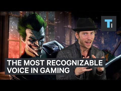 The most recognizable voice in gaming