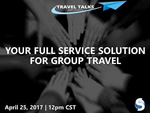Your Full Service Solution for Group Travel