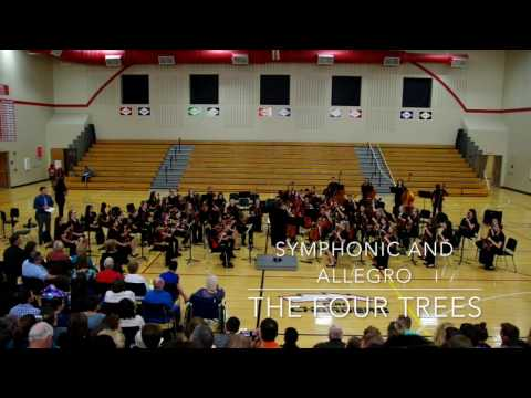 Fishers Junior High Spring Orchestra Concert 2016