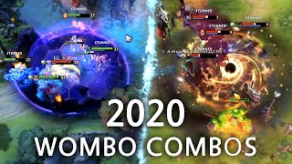 WOMBO COMBOS That Made 2020 So Epic - Dota 2