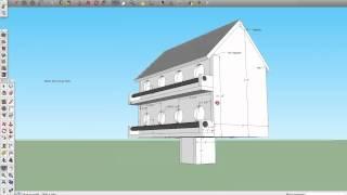 Martin Bird House Plans