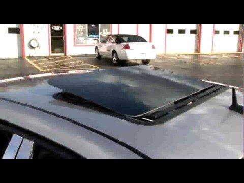 Pontiac G6 With Webasto Spoiler Sunroof Youtube