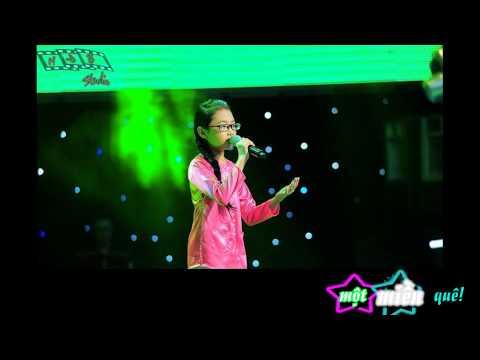 quê em mùa nước lũ - phương mỹ chi - karaoke