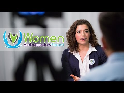 Women Ambassador Forum -  Ingrid Harb